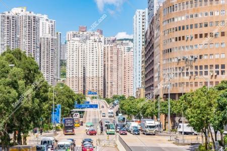 九龍灣の街並みの風景 その⑥