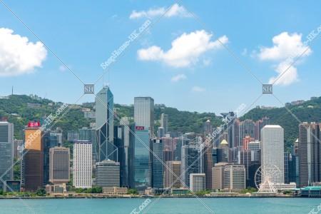 セントラル(中環)の高層ビル群 その㉕