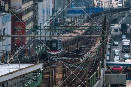 MTR 觀塘綫 走行する列車 その⑥