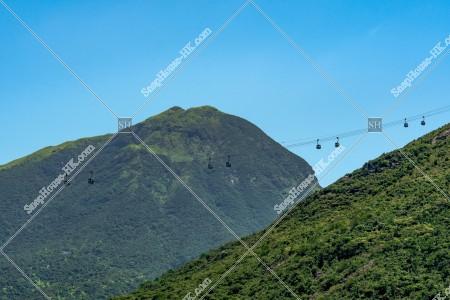 ランタオ島(大嶼山)の鳳凰山と昂坪360 その③