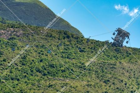 ランタオ島(大嶼山)の鳳凰山と昂坪360 その⑥
