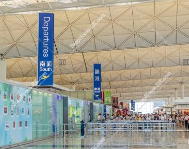 香港国際空港 ターミナル1 出発ゲート