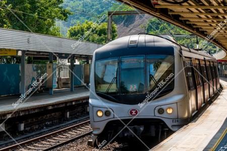 MTR 東鉄線(東鐵綫) 到着する列車 その②