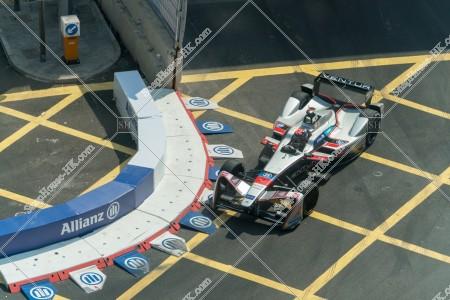 香港フォーミュラ(HK Formula E) コースを走行するF1カー その⑧