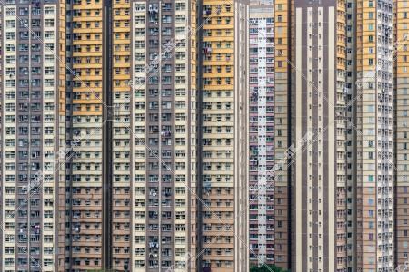 香港の高層マンション その②