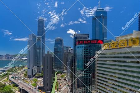 セントラル(中環)の都市の風景 その③
