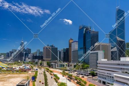 セントラル(中環)の都市の風景 その⑨