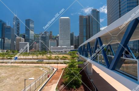 セントラル(中環)の都市の風景 その⑫