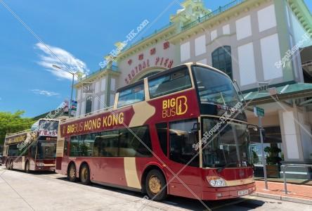 セントラル(中環) 観光バス「BIG BUS」
