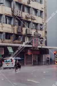 新蒲崗 雨天時の風景 その⑥