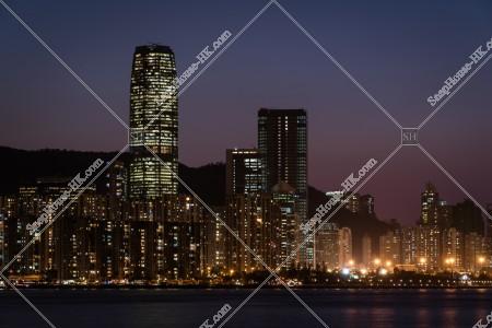 鰂魚涌の夜景