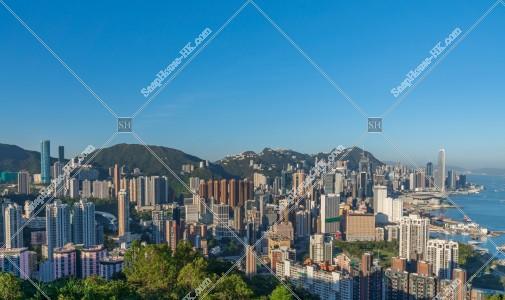 香港島の風景 その①