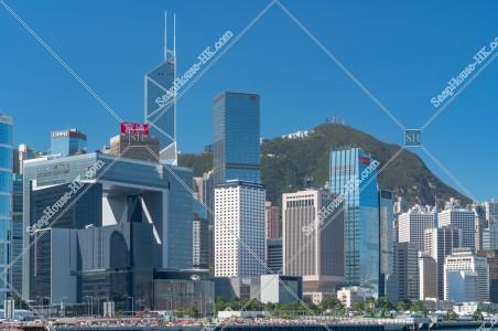 セントラル(中環)の高層ビル群 その⑤