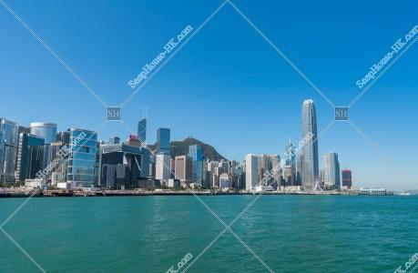 セントラル(中環)~金鐘(アドミラリティ)の高層ビル群 その①