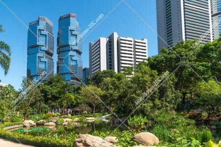 香港公園と リッポーセンター(力寶中心) その④