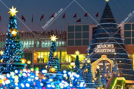 尖沙咀 クリスマスライトアップ その⑩