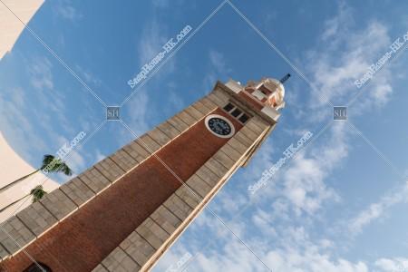 尖沙咀の時計台(尖沙咀鐘樓) その⑪